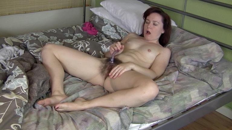 Leg Shaking Lesbian Orgasm